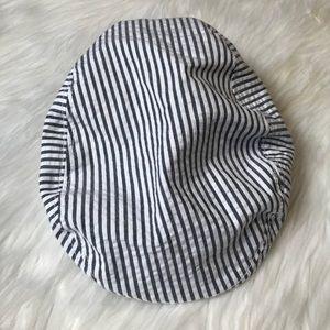 Gymboree Boy's Seersucker Hat 12-24m